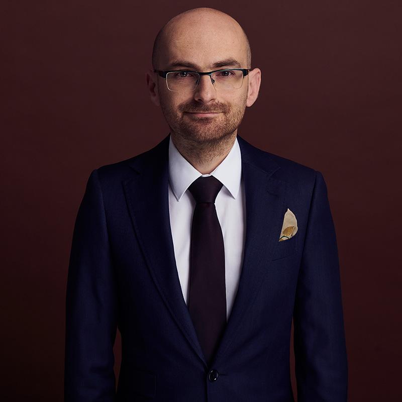 Dr. Wojciech Iwański