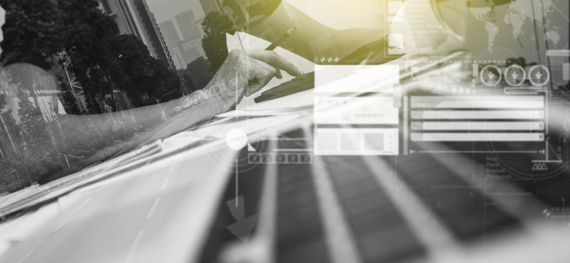 Double exposure of recheck document or planing data for business